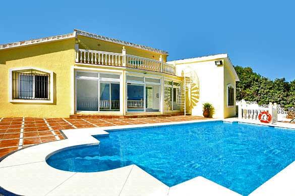 Недвижимость на пляже в испании
