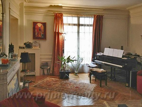 Апартаменты в 17 округе Парижа