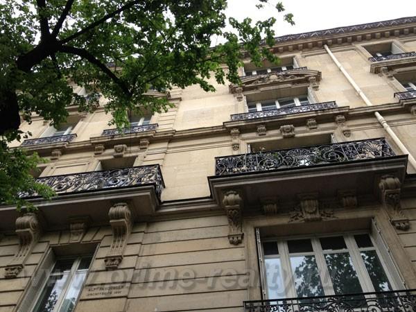 Апартаменты в VIII округе Парижа эпохи барона Хаусмана