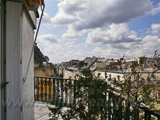 Апартаменты в роскошном здании в IX округе Парижа