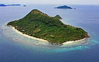 """Остров """"Ариари"""" на Филиппинах"""