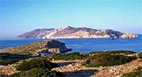 """Остров """"Кардиотисса"""" (Kardiotissa) в Греции"""