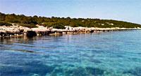 """Остров """"Святого Томаса"""" (St. Thomas) в Греции"""